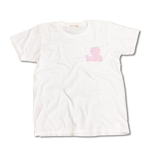RHC Ron Herman (ロンハーマン):Chillax MOTEL Tシャツ ホワイト