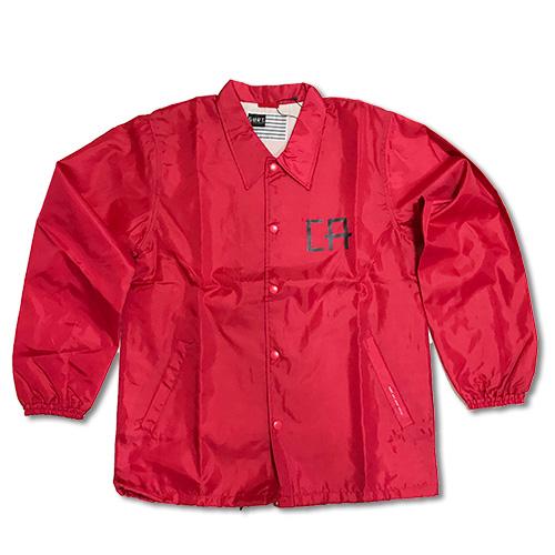 RHC Ron Herman (ロンハーマン): SURT×DISNEY U.S.A COACH ジャケット - Mickey Mouse レッド