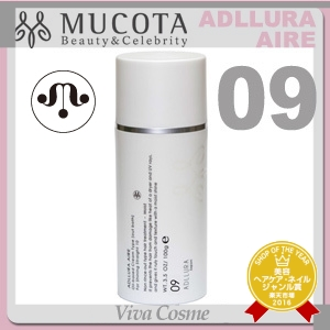 Mucota Adllura Aire 09 Veil For Wave 100 ml