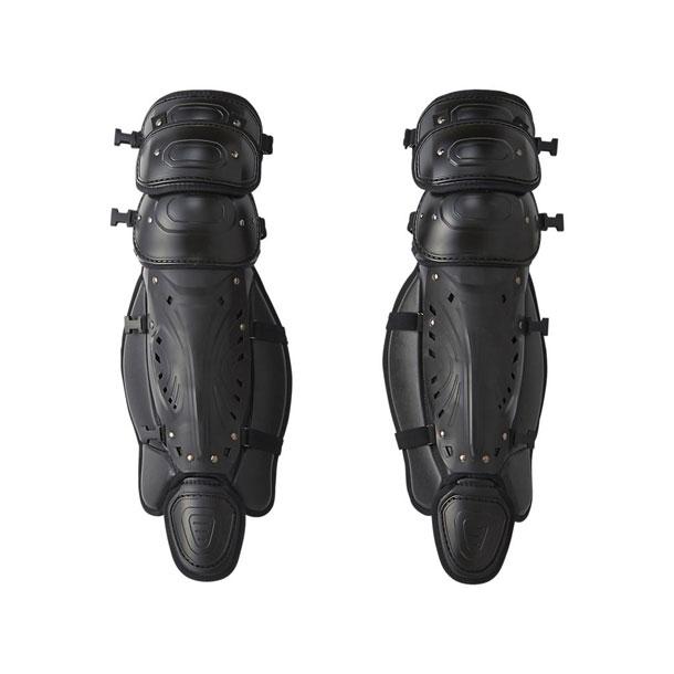 GLORIOUSR 硬式用レガーズ(ブラック)【ASICS】アシックス(BPL160-90)*27