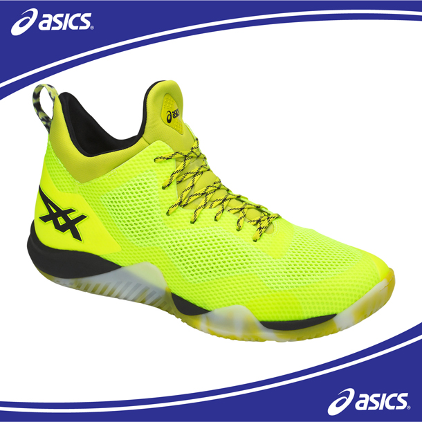 BLAZE NOVA【ASICS】アシックスBASKETBALL FOOTWEAR +FITTING(TBF31G)*20
