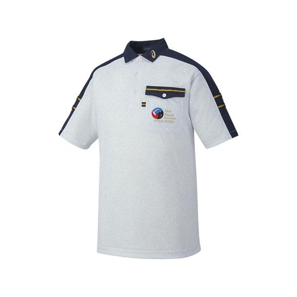 レフリーシャツHS【ASICS】アシックスVOLLEYBALL APPAREL REFEREE(XW6314)*26