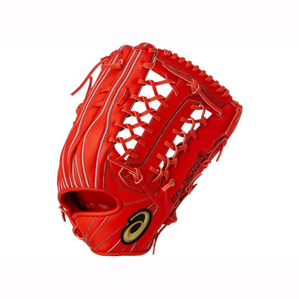 ゴールドステージ(外野手用)【ASICS】アシックス 野球 硬式用グラブ 20SS (3121A389)*20