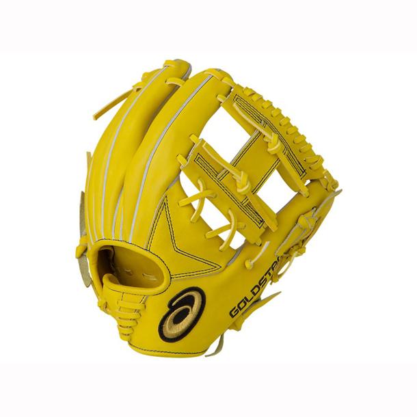 ゴールドステージ(内野手用)【ASICS】アシックス 野球 硬式(3121A396)*20