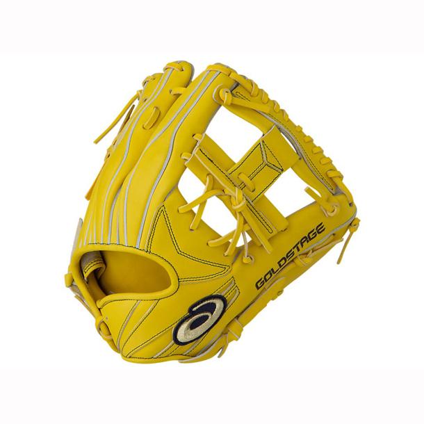 ゴールドステージ i-Pro(内野手用)【ASICS】アシックス 野球 軟式 一般(3121A409)*20