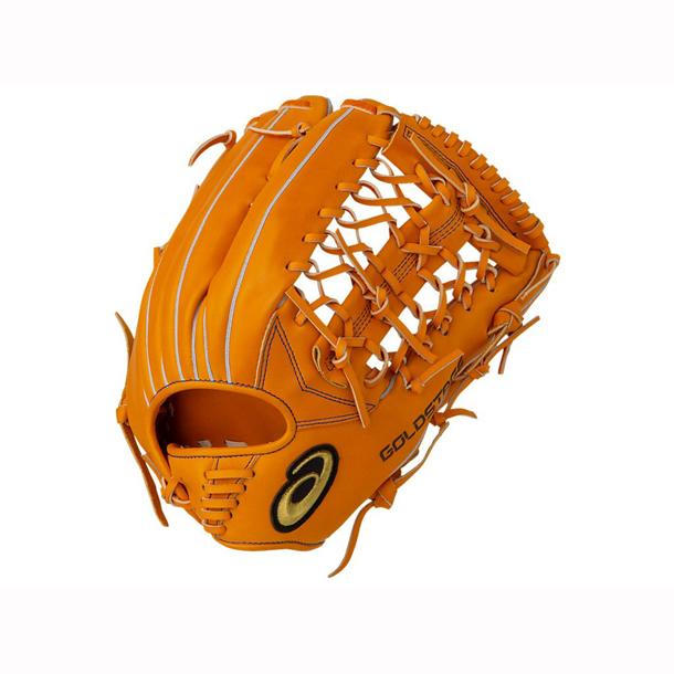 ゴールドステージ(外野手用)【ASICS】アシックス 野球 軟式 一般(3121A425)*20