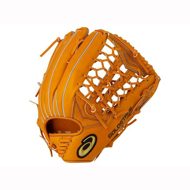 ゴールドステージ(外野手用)【ASICS】アシックス 野球 軟式 一般(3121A426)*21