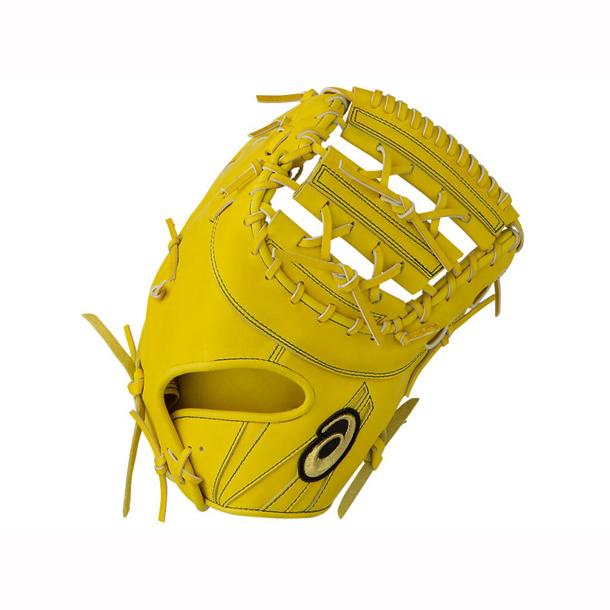 ゴールドステージ(一塁手用)【ASICS】アシックス 野球 硬式(3121A392)*20
