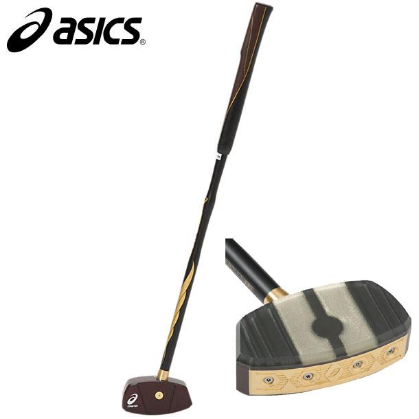 グラウンドゴルフ GG ストロングショット ハイパー 【ASICS】アシックス GROUND GOLF グラブ スティック 19SS (3283A014-202)*25