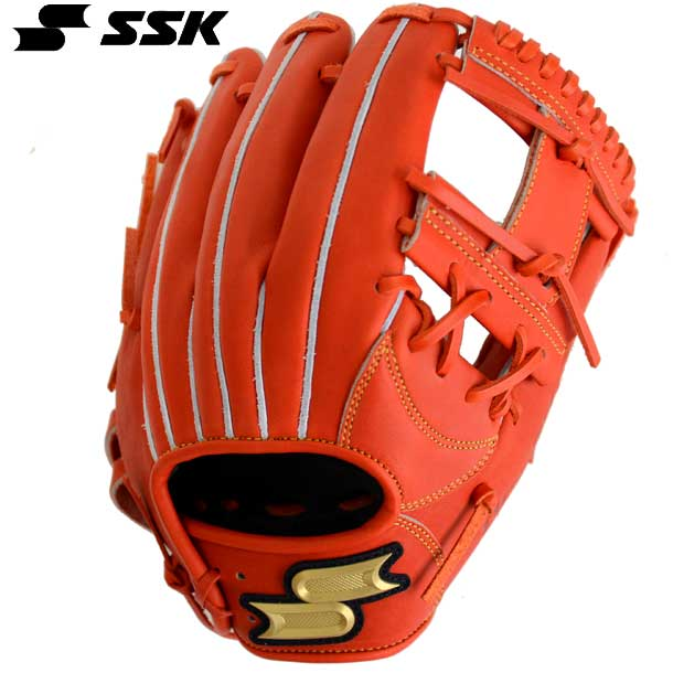 Proedge 硬式プロエッジ 内野手用【SSK】エスエスケイ硬式野球グラブ19SS(PEK64119)*25