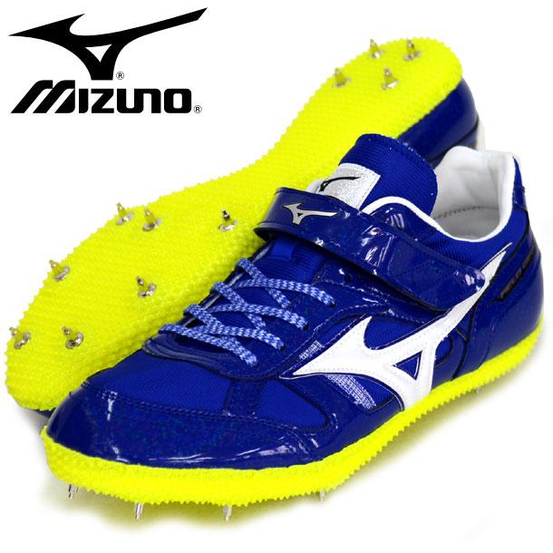 フィールドジオHJ-B(陸上競技)[ユニセックス]【MIZUNO】ミズノ陸上競技 シューズ 走幅跳・三段跳・走高跳・棒高跳用19SS (U1GA194201)*23