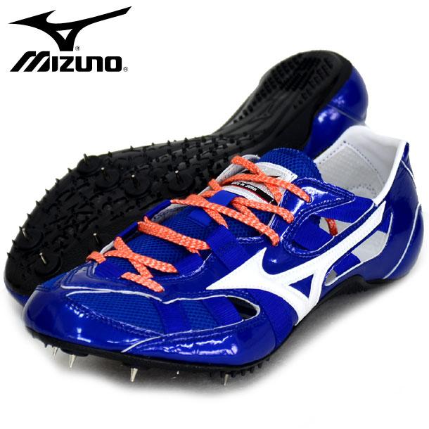 クロノオニキス2(陸上競技)[ユニセックス]【MIZUNO】ミズノ 陸上スパイク 短距離 ハードル用 19SS(U1GA195001)*23