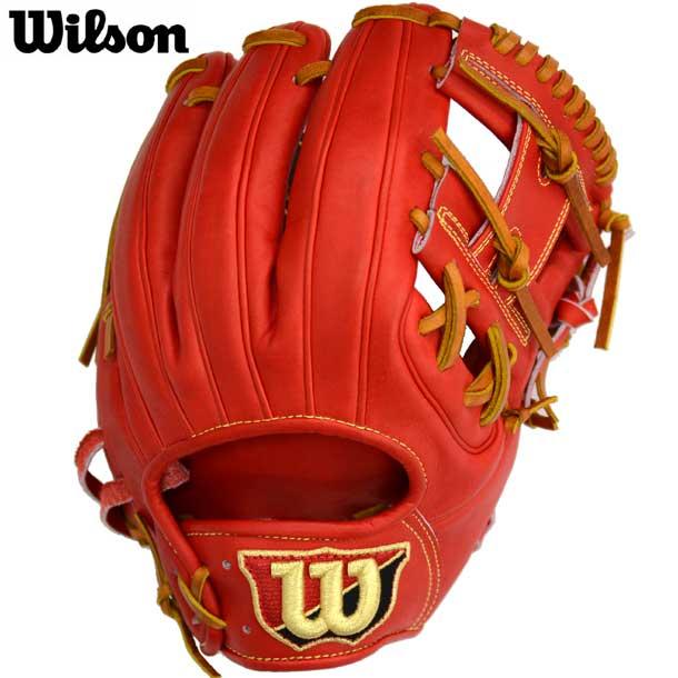 硬式用 Wilson Staff内野手用※グラブ袋付き 【WILSON】ウィルソンWilson Staffシリーズ 19SS(WTAHWSDOH)*20