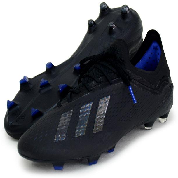 エックス 18.1 FG/AG 【adidas】アディダス サッカースパイク X 19SS(BB9346)*10