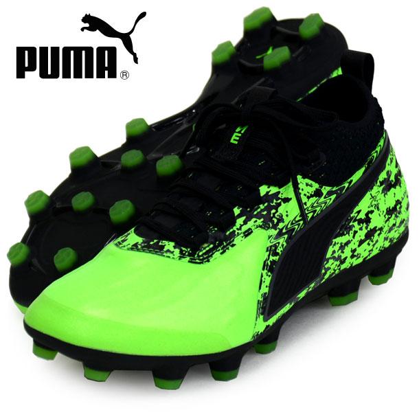 プーマ ワン 19.2 HG 【PUMA】プーマ サッカースパイク 19SS(105587-02)*00
