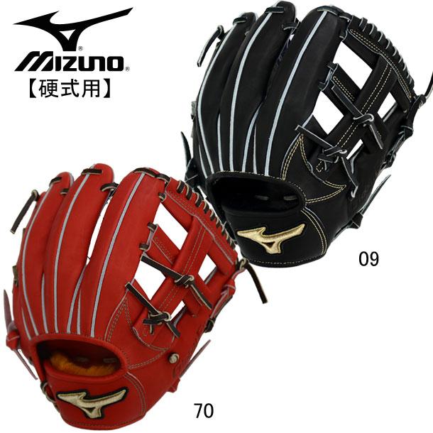 硬式用グラブ グローバルエリートKK型:サイズ9 ※グラブ袋付き【MIZUNO】野球 硬式用グラブ 19SS グローブ (1AJGH97213)*00