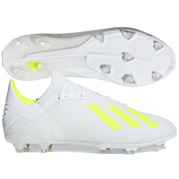 エックス 18.2 FG/AG 【adidas】アディダス サッカースパイク X 19SS(BB9364)*20