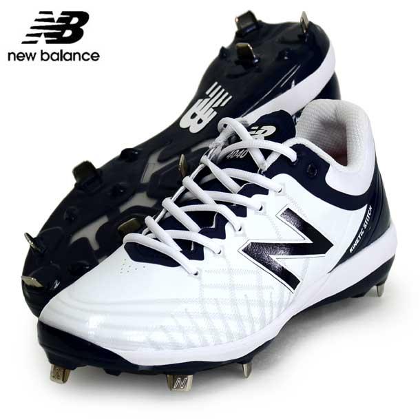 L4040 JN5 【New Balance】ニューバランス 野球 金具スパイク 19FW(L4040JN5)*21