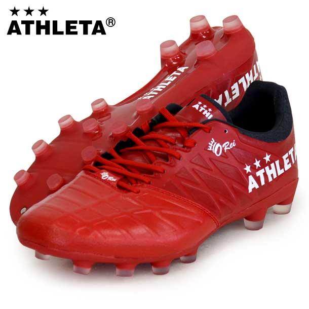 O-Rei Futebol T006 【ATHLETA】アスレタ サッカースパイク 20SS(10011-RED)*10