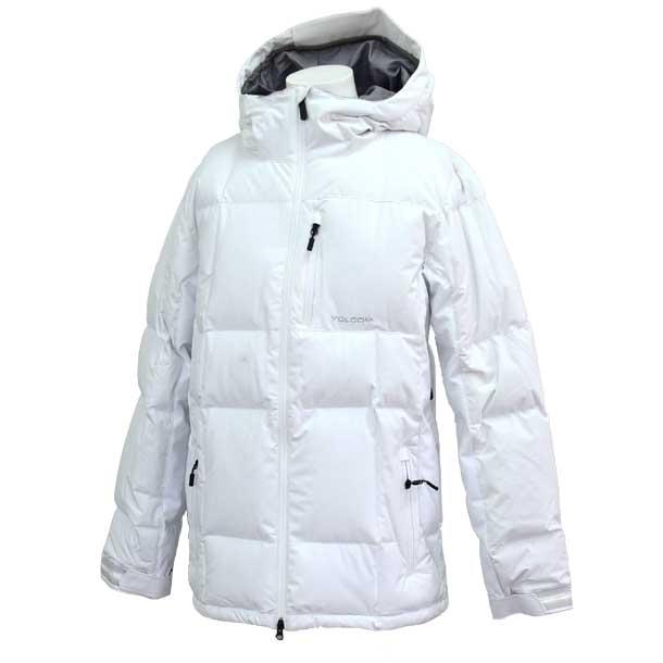 Premier Down Jkt(訳あり商品)【VOLCOM】ボルコム● SNOW VOLCOM M SNOW THERMONITE JACKET-POLYg0451702-wht*85