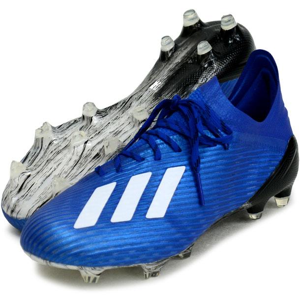 エックス 19.1 FG【adidas】アディダス ● サッカースパイク X 20Q1(EG7126)*41