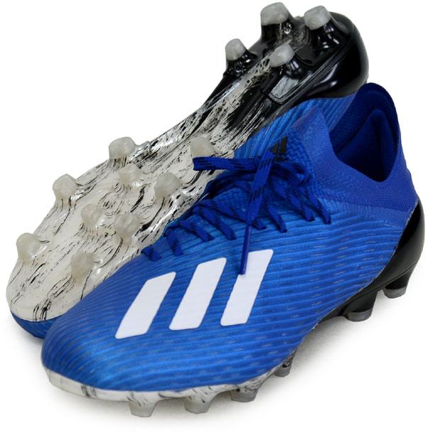 エックス 19.1 ジャパンHG/AG【adidas】アディダス ● サッカースパイク X 20Q1(FV3053)*41