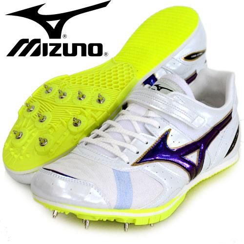 フィールド ジオLJ 【MIZUNO】 ミズノ 陸上スパイク 走幅跳専用 15SS (U1GA154028)*30