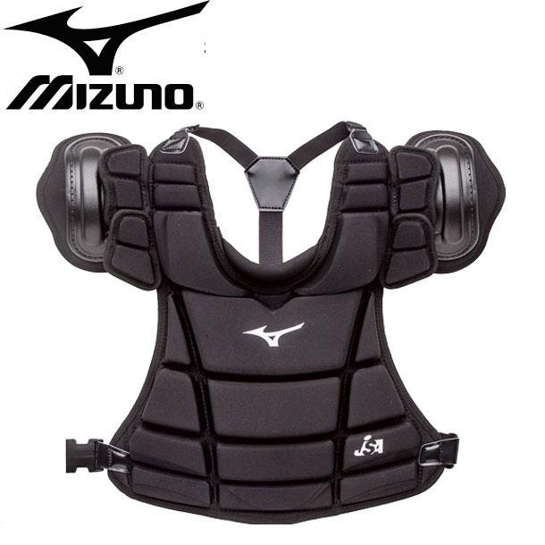 審判員用 プロテクター(ゴムソフトボール用インサイド)【MIZUNO】 プロテクター(1DJPU10009)<発送に2~5日掛る場合が御座います。>*25