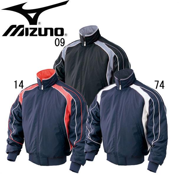 ミズノ 実物 MIZUNO グラウンドコート 09JAPANモデル コート 52WM383 60 52wm383 日本正規代理店品