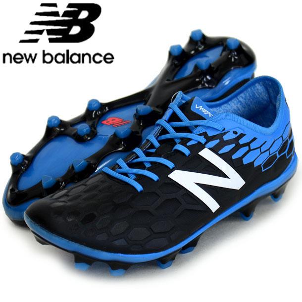 VISARO PRO FG【NEW BALANCE】ニューバランス ● サッカースパイク17FW(MSVROFBL-D/2E)*50