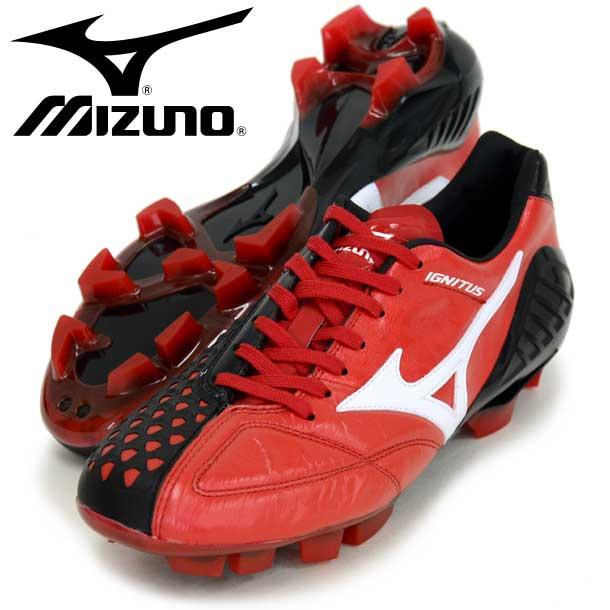ウェーブイグニタス 4 JAPAN 【MIZUNO】ミズノ ● サッカースパイク (P1GA163001)*45
