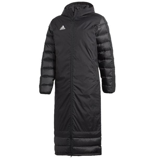 CONDIVO18 ウィンターコート【adidas】アディダスサッカー ベンチコート ウェア18FW (DJV52-BQ6590)*50