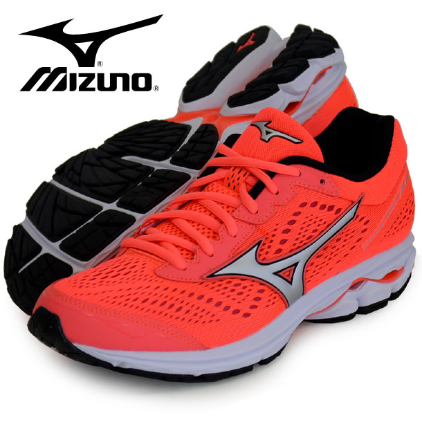 ウエーブライダー 22【MIZUNO】ミズノ ランニングシューズ18AW(J1GC183103)*00