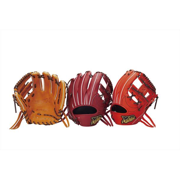 硬式グラブ トラストエックス【xanax】ザナックス野球・ベースボール硬式グラブ・ミット(BHG-62419)*10