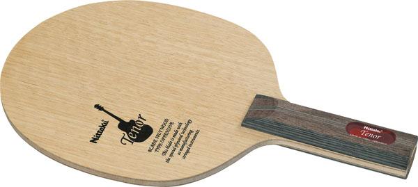 テナー ST【Nittaku】ニッタクシェークハンド卓球ラケット(NE6848)<発送まで2~3日掛かります。>*20