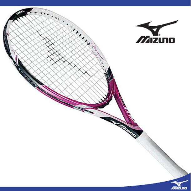 『フレームのみ』テニスラケット PW 110L (64ピンク) 【MIZUNO】ミズノ テニス ラケット PW (63JTH54064)*60