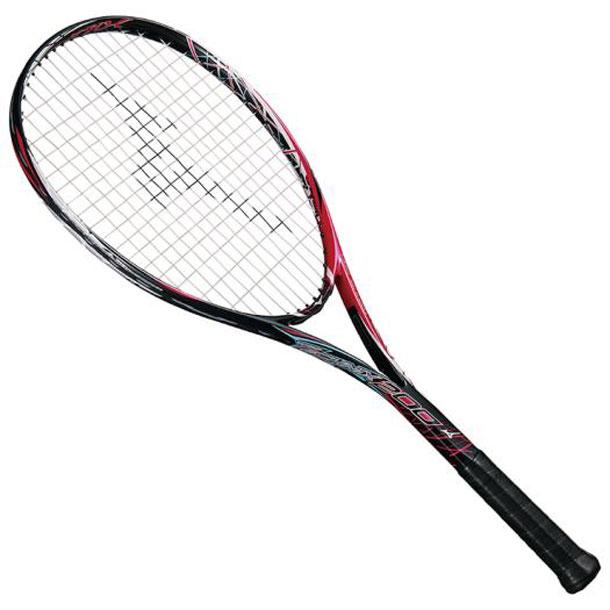 テクニックス200(ソフトテニス)【MIZUNO】ミズノソフトテニス ラケット (63JTN975)*25