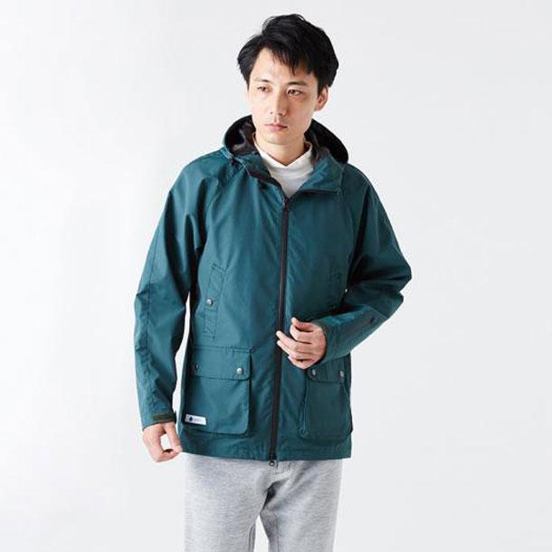 ウォーターリパレント ジャケット(メンズ)【MIZUNO】ミズノアウトドア トラベル Go to by mizuno(B2JE8501)*57