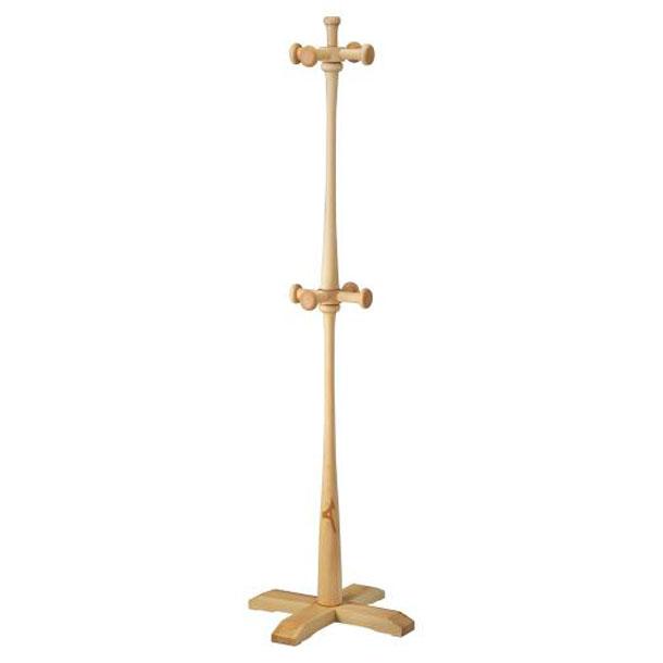 木製ポールハンガー150cm【MIZUNO】ミズノ野球 グラブ革・バット材製品 バット木材製品 グローブ (1GJYV1530000)*00