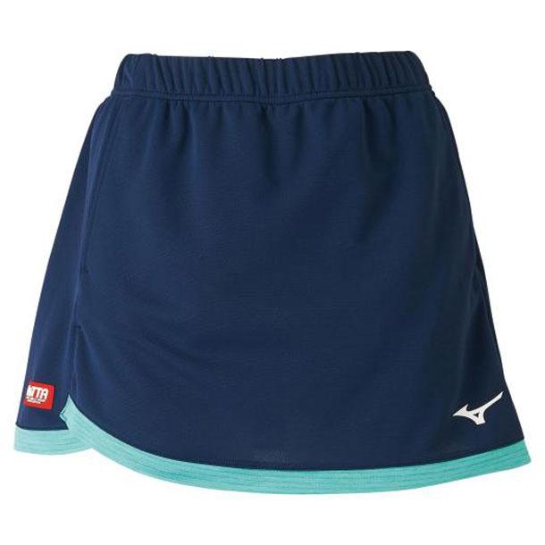 ゲームスカート 2020年卓球女子日本代表モデル MIZUNO ミズノ卓球 セットアップ ウエア 27 ゲームパンツ スカート 70%OFFアウトレット 82JB0216