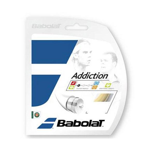 アディクションロール【Badolat】バボラ硬式テニスストリングス(BA243115)*20