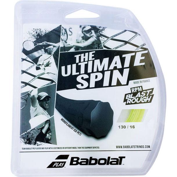 RPMブラスト ラフロール【Badolat】バボラ硬式テニスストリングス(BA243136)*20