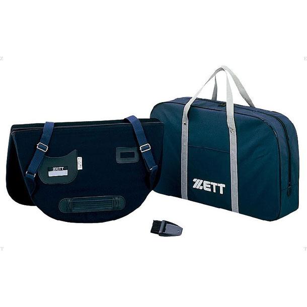 硬式・軟式・ソフトボール兼用 アンパイヤプロテクター【ZETT】ゼットヤキュウソフトシンパン プロテクタ(BL2007B-2900)*28