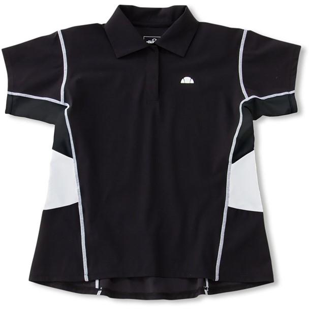 ゲームポロシャツ【ellesse】エレッセテニスゲームシャツ W(ew00309-k)*15