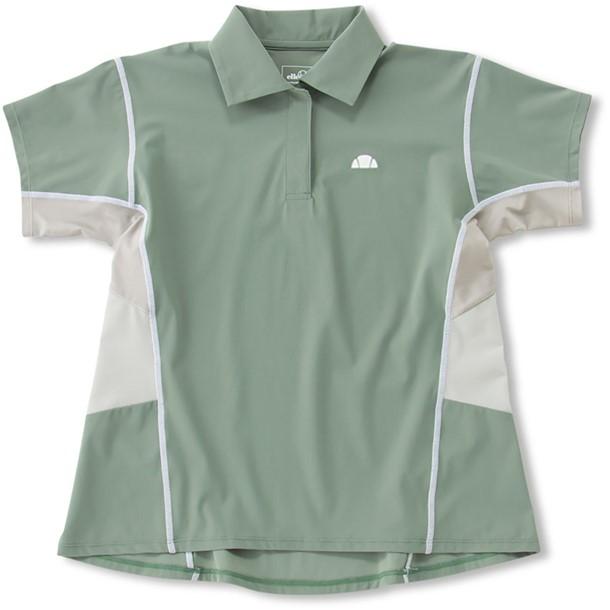 ゲームポロシャツ【ellesse】エレッセテニスゲームシャツ W(ew00309-kh)*15