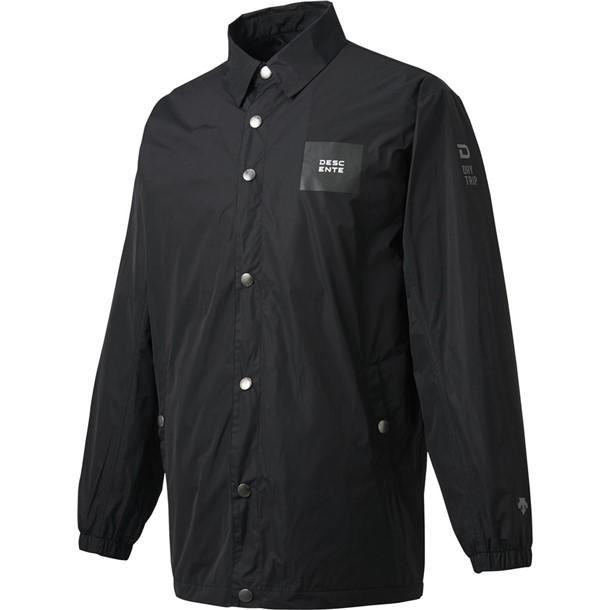 DAYS コーチジャケット【descente】デサントマルチSPトレーニングシャツ M(dmmqjc32-bk)*20