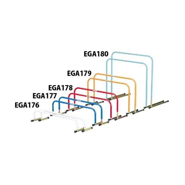 ドリルハードル折リタタミ1(5台入)【Evernew】エバニューリクジョウキグ(EGA176)*20