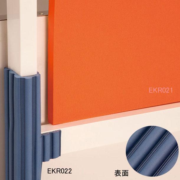 クッションパネル(波型)【Evernew】エバニューガッコウキキグッズソノタ(EKR022)*12