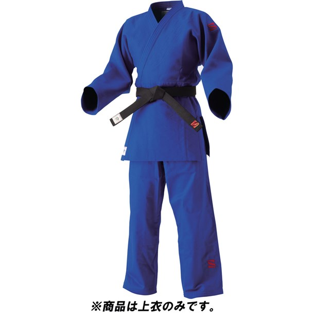 IJFブルージュウドウギSSウエ 3L【KUSAKURA】クザクラカクトウギストレッチシャツ(jnexc3l)*19