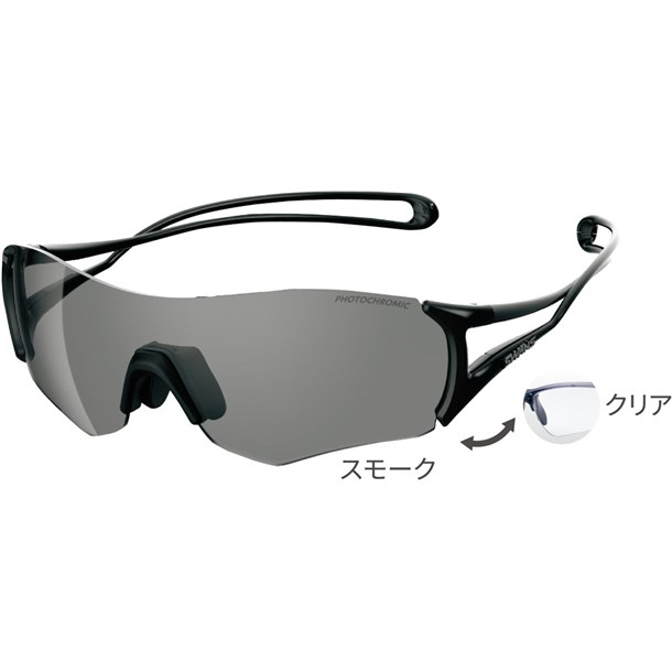 SWANS サングラス【SWANS】スワンズマルチSPサングラス(en80066-bk)*20